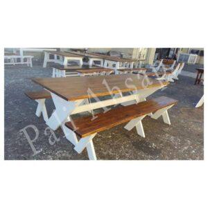 Ahşap Piknik Masası M1211