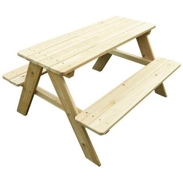Ahşap Piknik Masası M1212