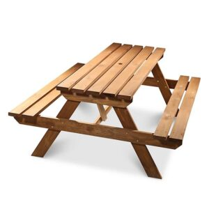Ahşap Piknik Masası M1213