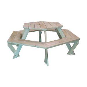 Ahşap Piknik Masası M1218