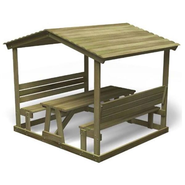 Ahşap Piknik Masası M1220