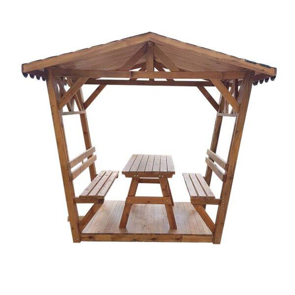 Ahşap Piknik Masası M1221