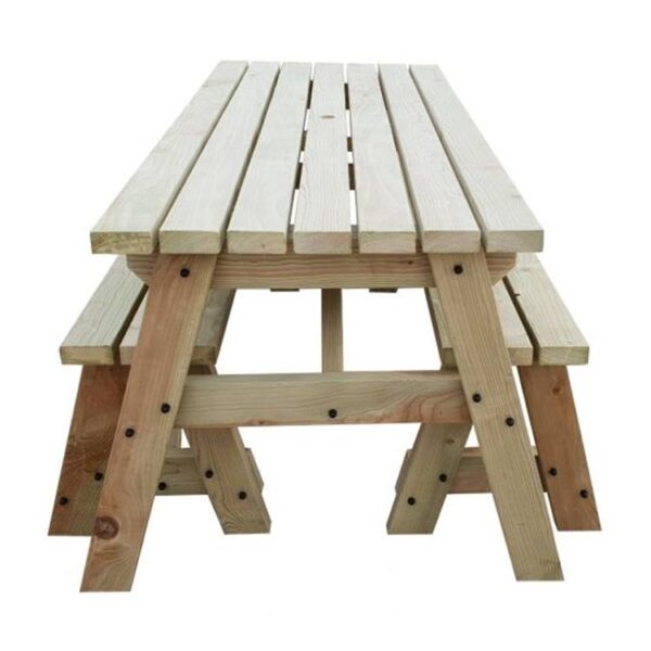 Ahşap Piknik Masası M1223