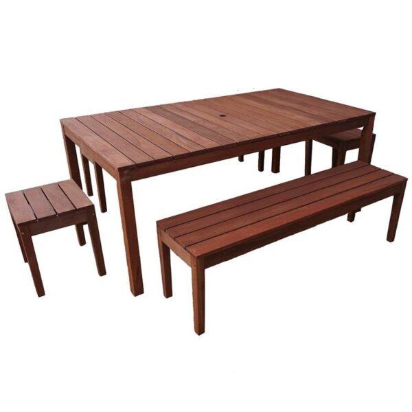 Ahşap Piknik Masası M1224