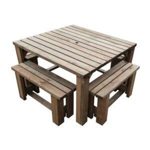 Ahşap Piknik Masası M1225