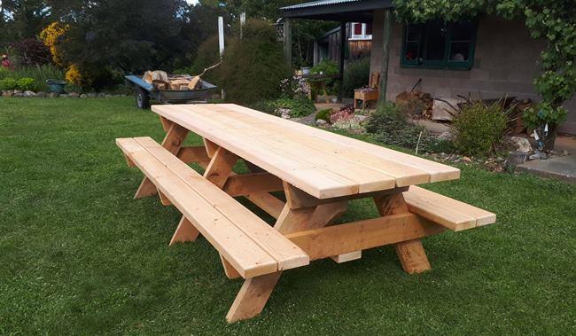 Piknik masası tasarımları
